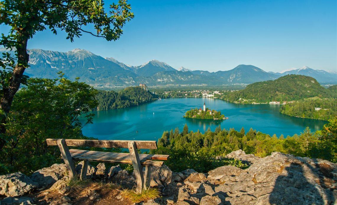Bledi-tó és a látnivalók