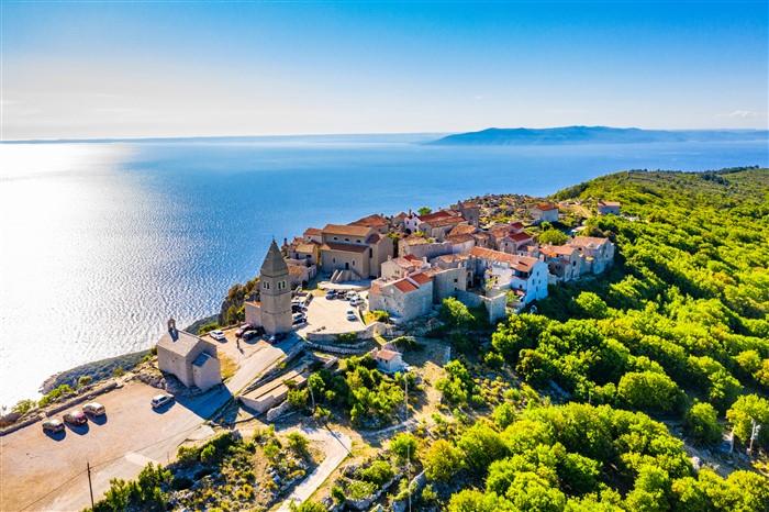 Cres szigete, Horvátország