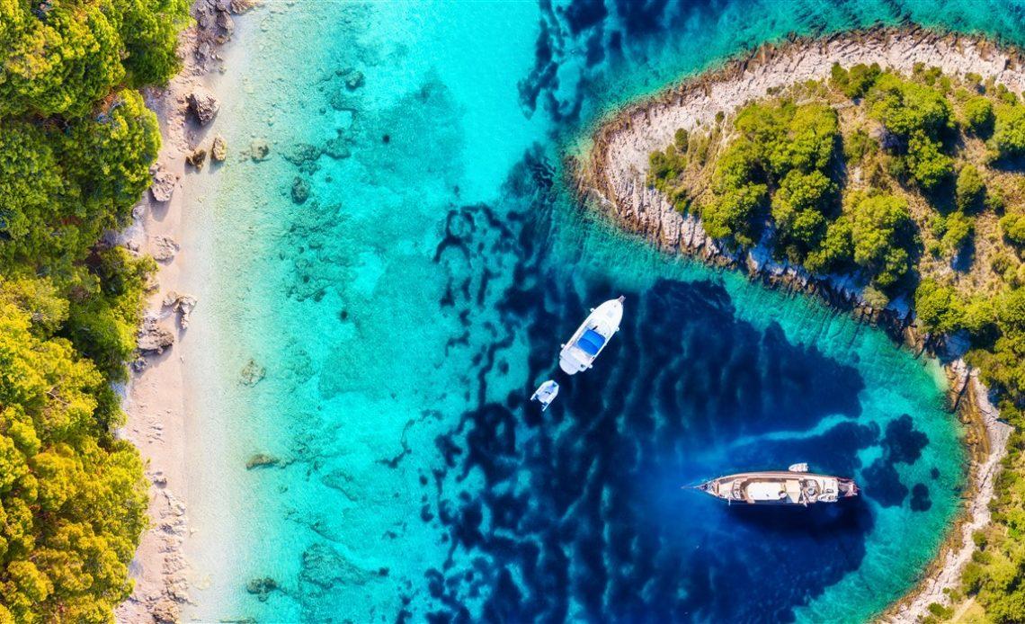 Top10 horvát sziget