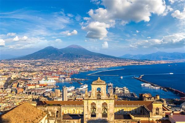 Nápoly az egyik leghangulatosabb olasz város