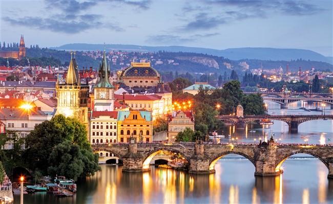 Prága méltán szerepel Európa legszebb városai között